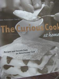The Curious Cook at Home was published in 2004.